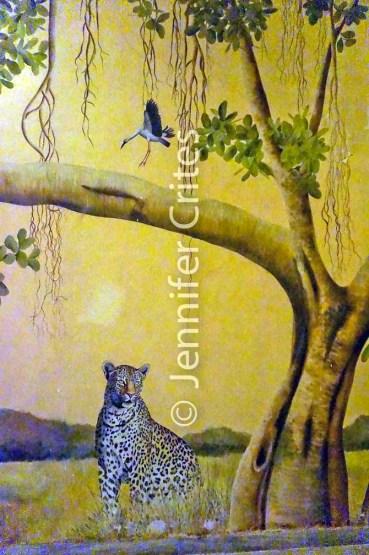 Ranthambhore wall painting 7302