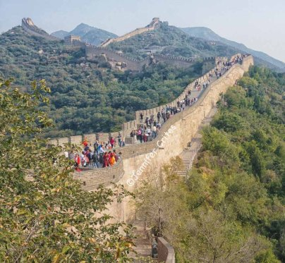 Great Wall, Right side