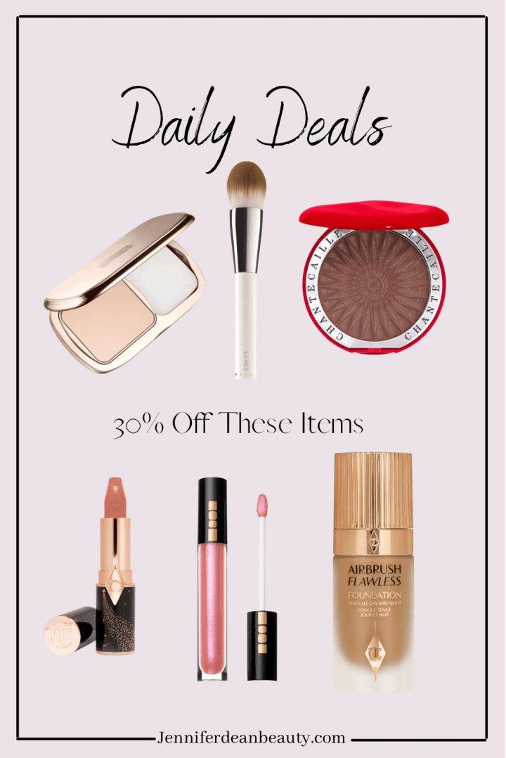 30% Off Select Beauty Products