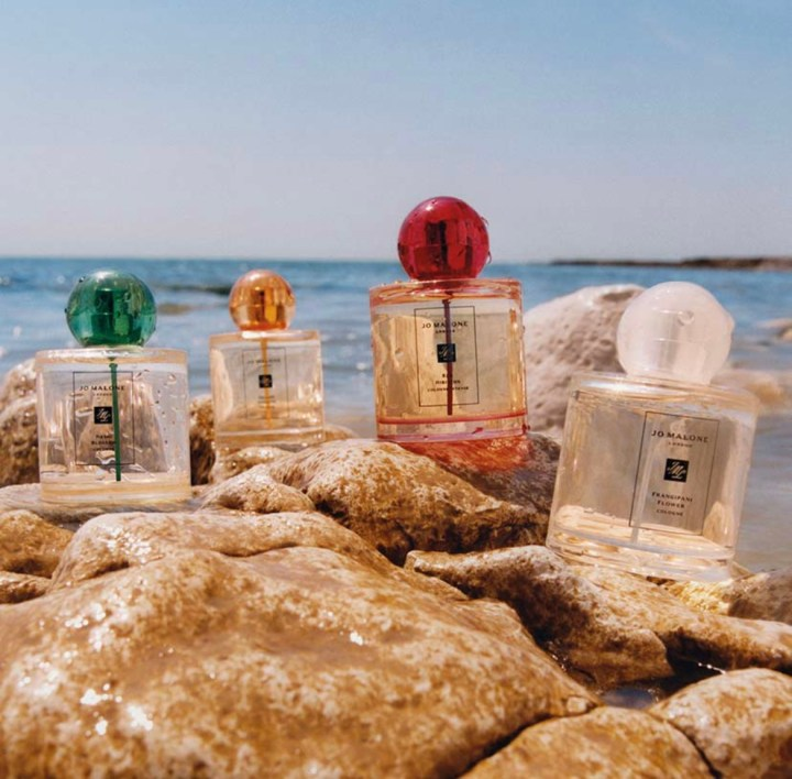 Jo Malone London Spring Blossoms Cologne Collection