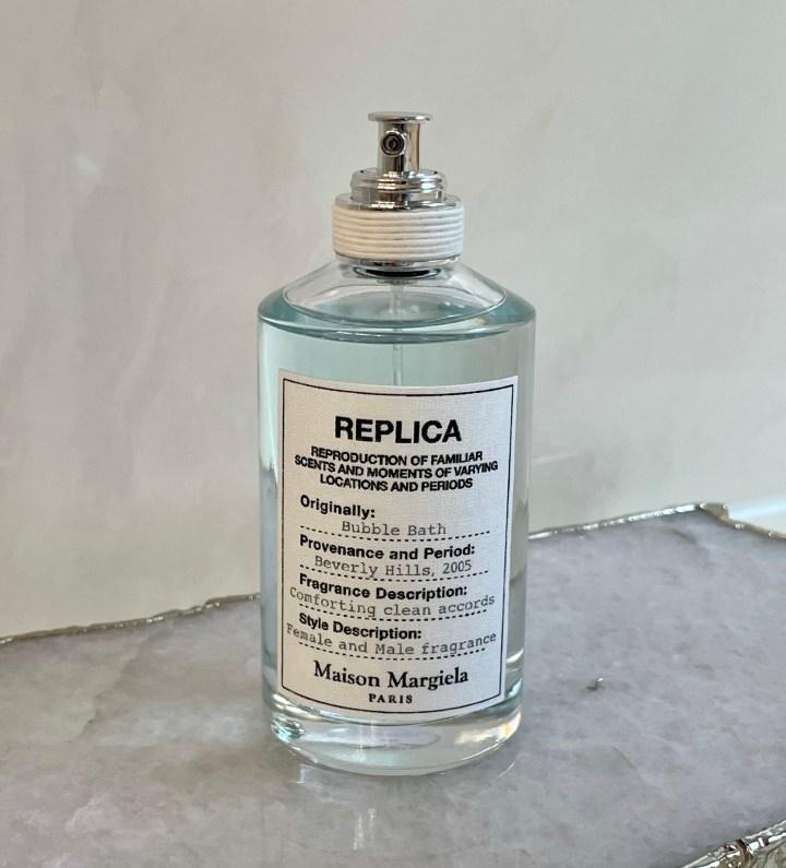 Maison Margiela Replica Bubble Bath Eau De Toilette Review
