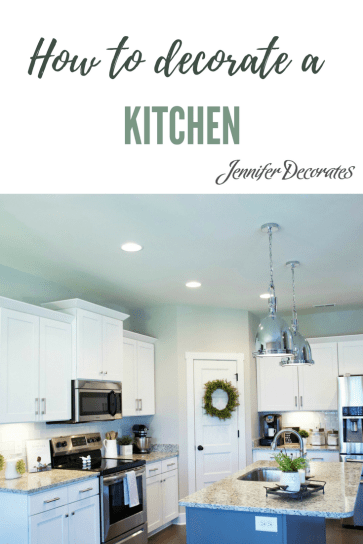 Kitchen decorating ideas really are pretty basic just have fun