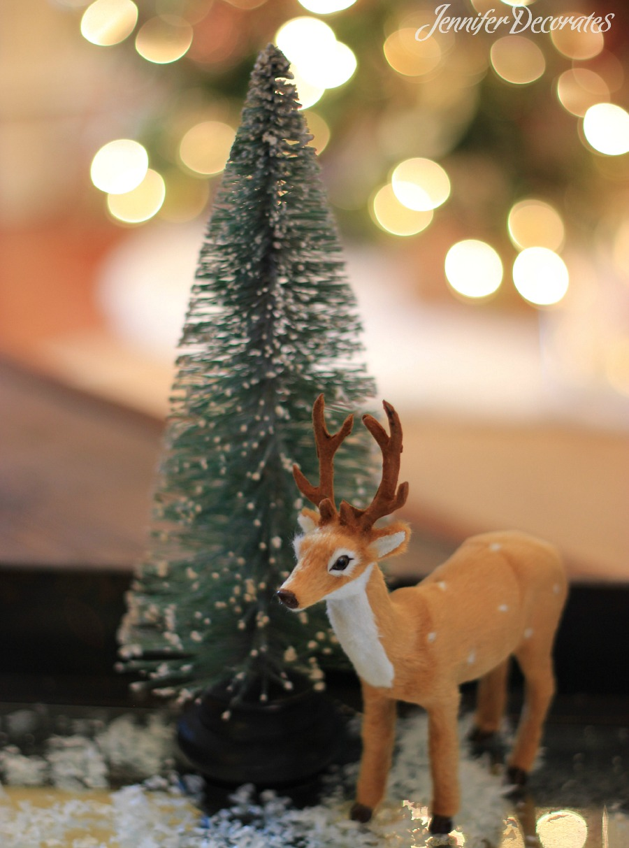 inexpensive target christmas decorations jenniferdecoratescom i am so impressed with the details in these little deer they are so sweet