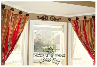 Bay Window Treatments That Won 39 T Break Your Budget
