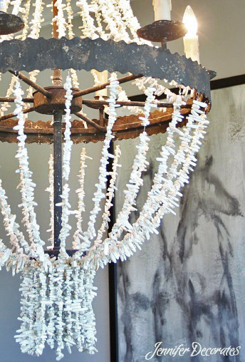 Beach house decorating ideas from beach home decor to beach beach house decorating i saw this chandelier in a parade of homes i visited last summer i absolutely adore it aloadofball Images
