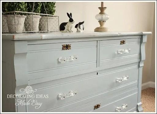 chalk paint furniture - jennifer decorates
