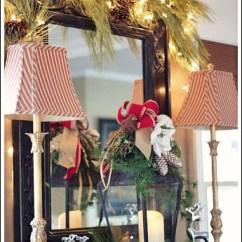 Kitchen Window Treatments Ideas Center Island Cheap-christmas-decoration-ideas - Jennifer Decorates