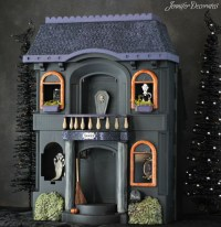 Cheap Halloween Decorations - Jennifer Decorates