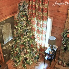 Ideas For Decorating My Living Room Christmas Furniture Design Country - Jennifer Decorates