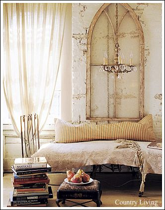 French Country Living Room- Decorating Ideas To Help You Capture ...