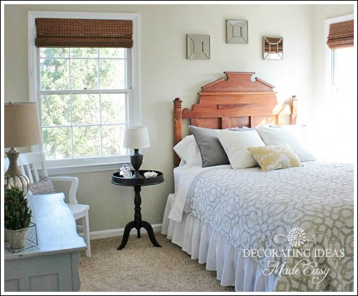 Charmant Guest Bedroom Decorating Ideas