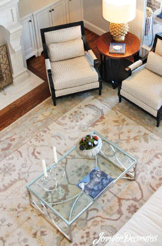 How To Accessorize A Coffee Table From Jenniferdecorates.com