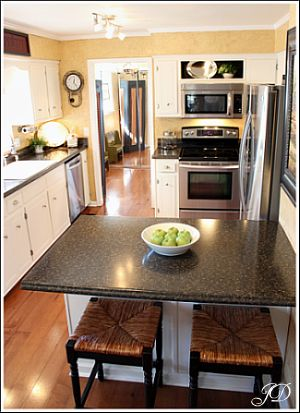 Accessorizing a kitchen ideas from jenniferdecorates com