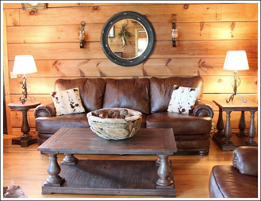 A Cabin Makeover Room By Room
