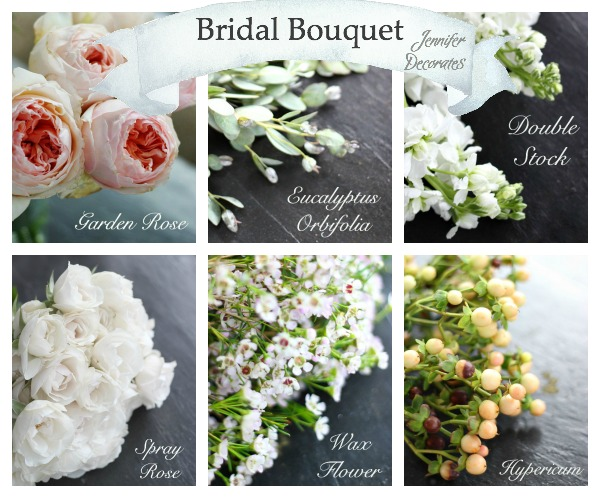 Make a Bridal Bouquet
