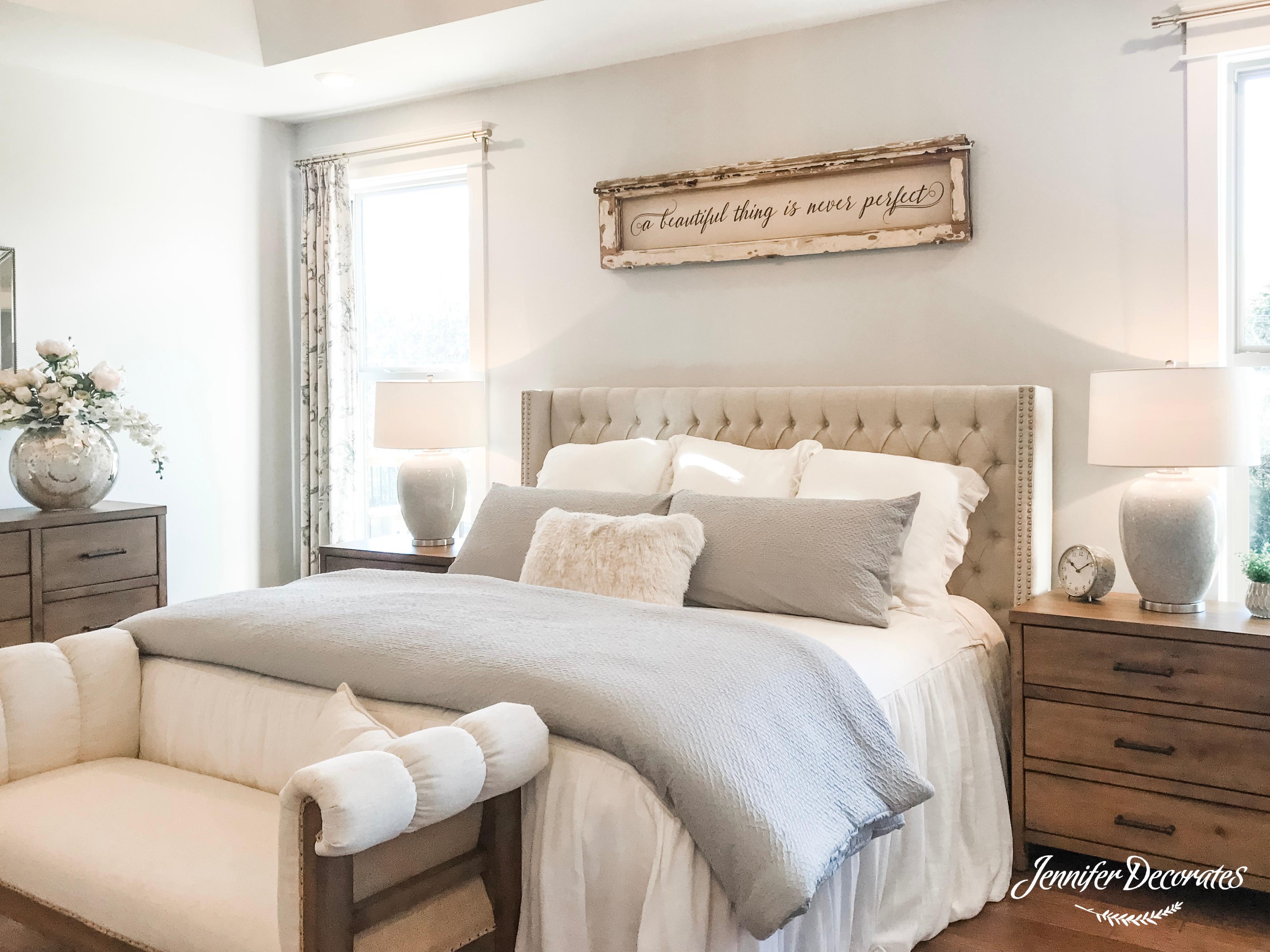 master bedroom decorating ideas rh jenniferdecorates com master bedroom decor ideas 2017 master bedroom decor ideas 2018