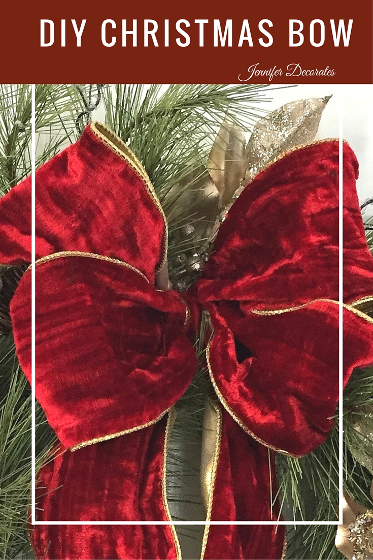 have you always wanted to know how to make a bow i love love love making bows i start making christmas bows in october i have created a video with