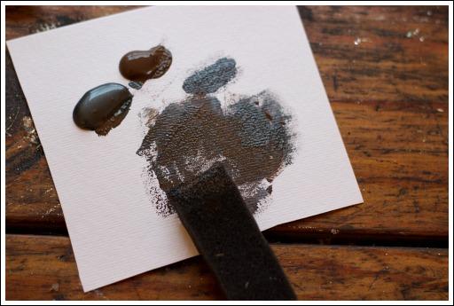 dark brown furniture wax distressed painted furniture ideas