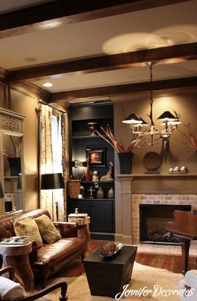 Wood Ceiling Ideas Jennifer Decorates