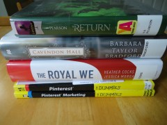 Library Stack 4/10/15