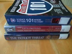 Library Stack 5/1/15
