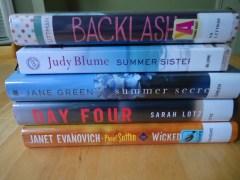 Books 6/26/15