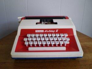 About Jennifer Derrick First Typewriter