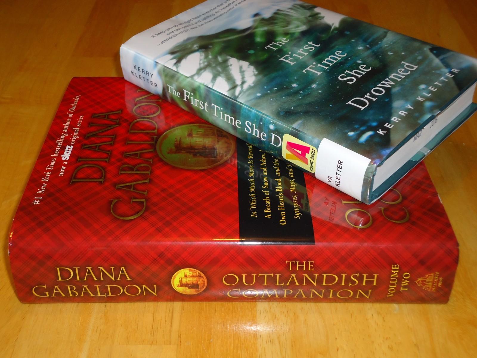 Library Haul & Reading List 04/08/16