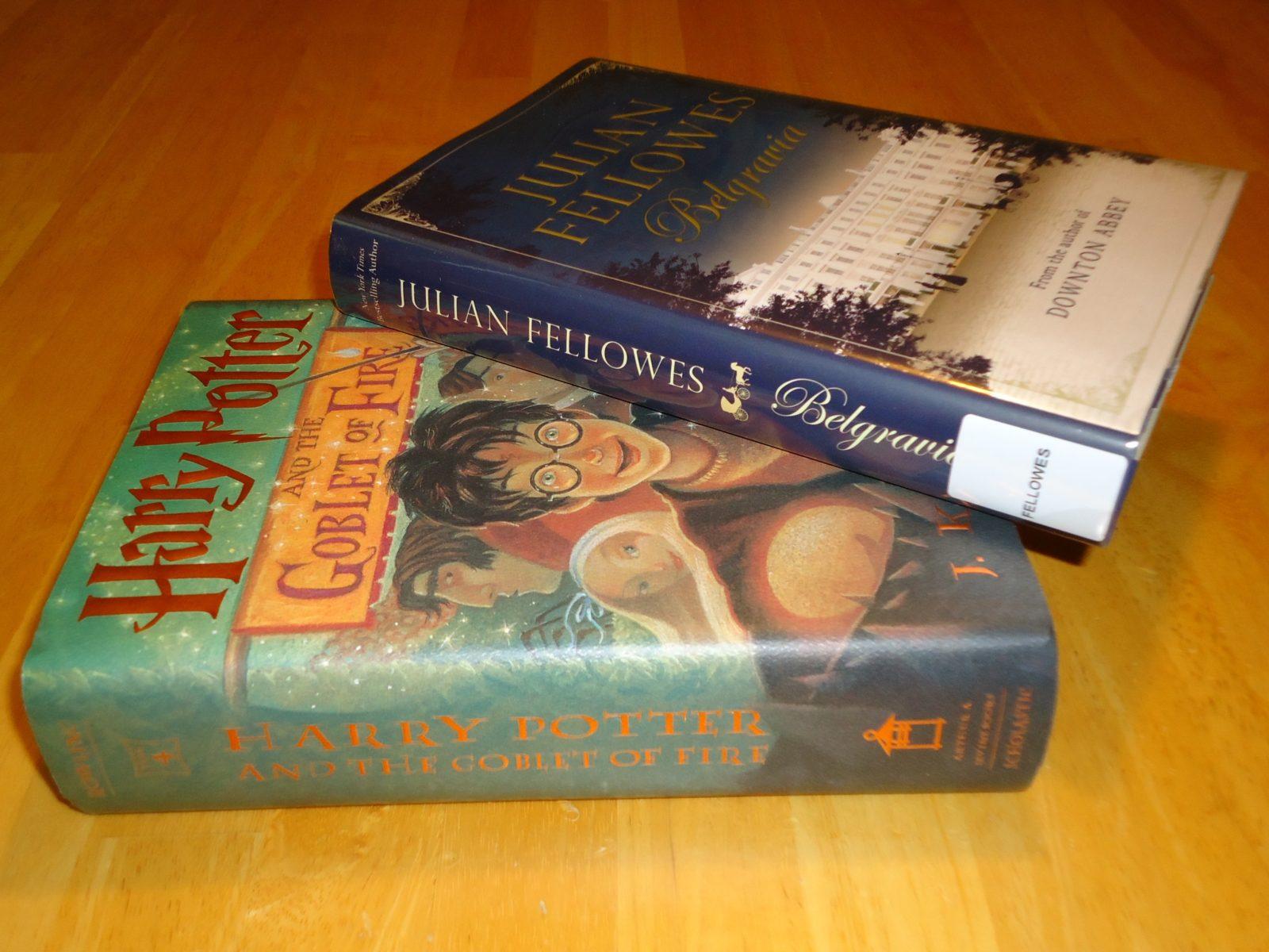 Library Haul & Reading List 07/15/15