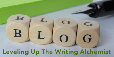 Leveling Up the Writing Alchemist