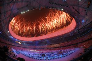 Olympic Fireworks