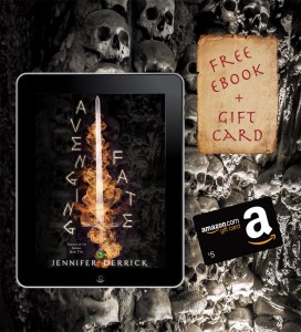 Giveaway Avenging Fate