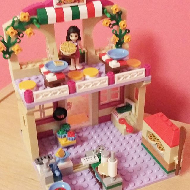 Lego Pizza 2