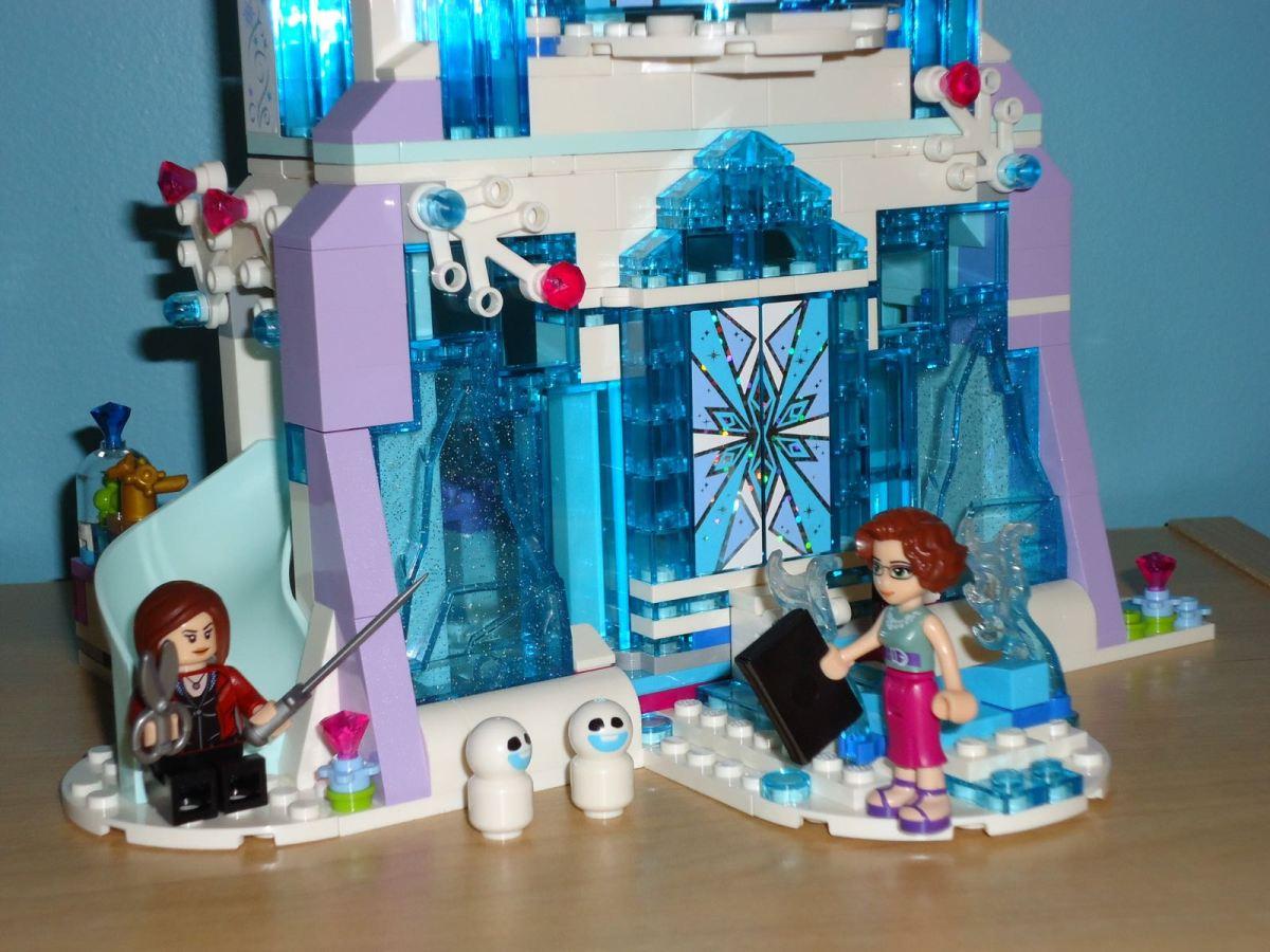 Lego Ice Palace