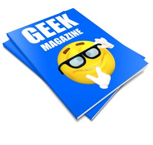 Geekdom book