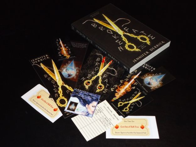 Release Party Prize Pack 2