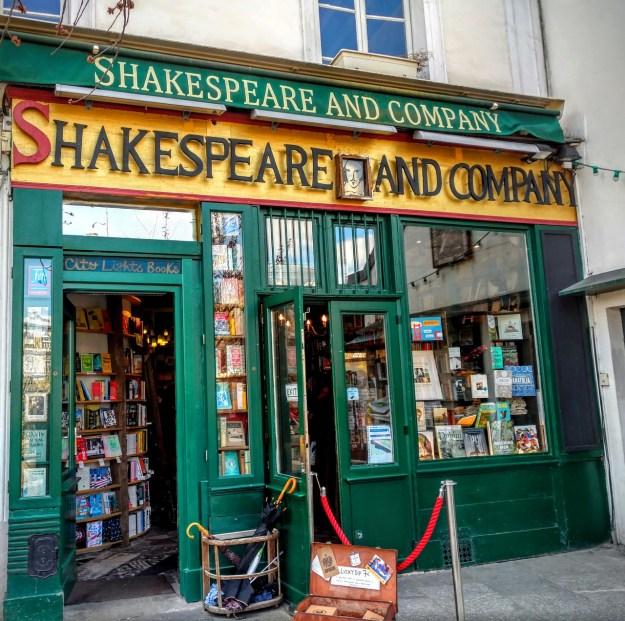 Analog bookstore