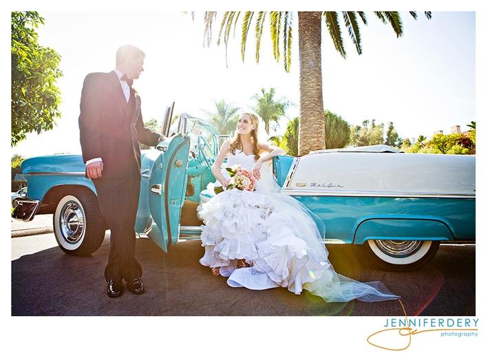 Beautiful Outdoor Wedding at Rancho Valencia – Kimberly & Adam