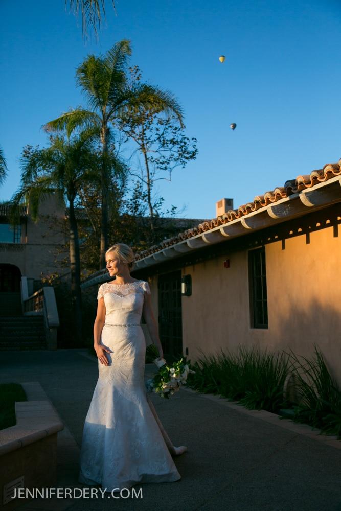 Rancho Valencia Wedding Photos: Alex & Churchill