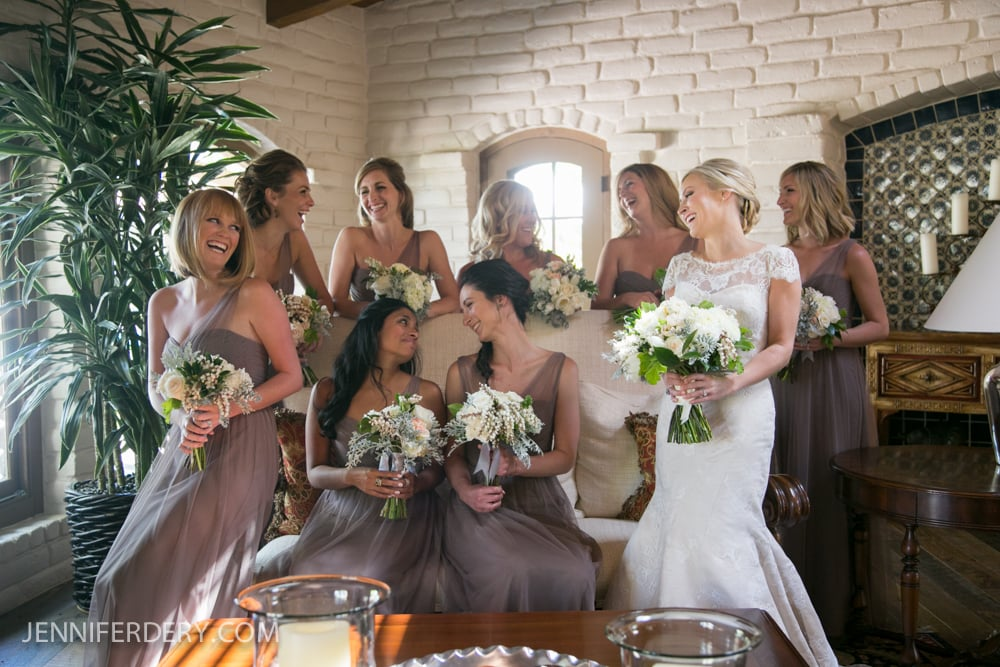 How do I choose my Bridesmaids?