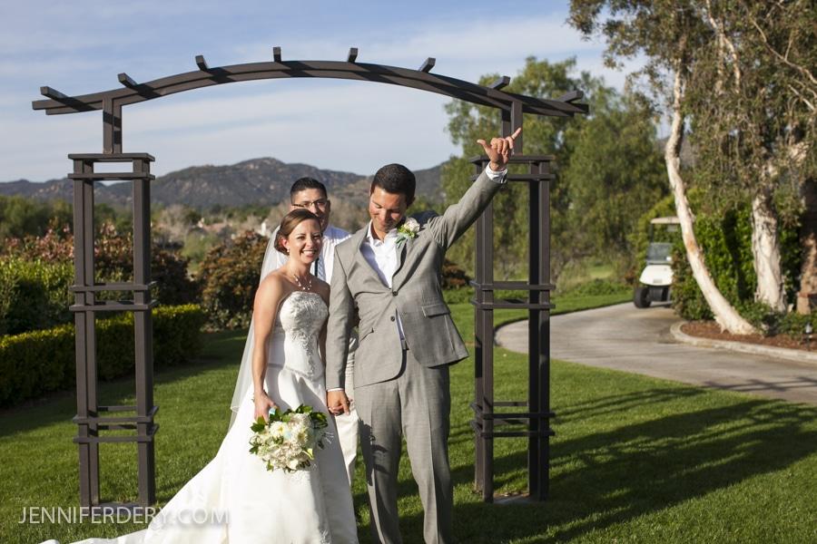 Faith and Brandon Get Married