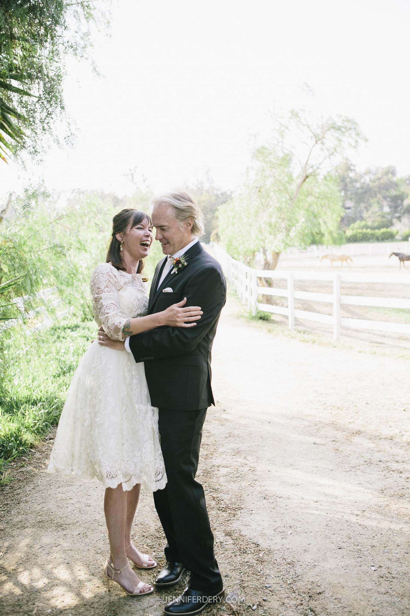 Nena & Deane | San Diego Musicians Get Married