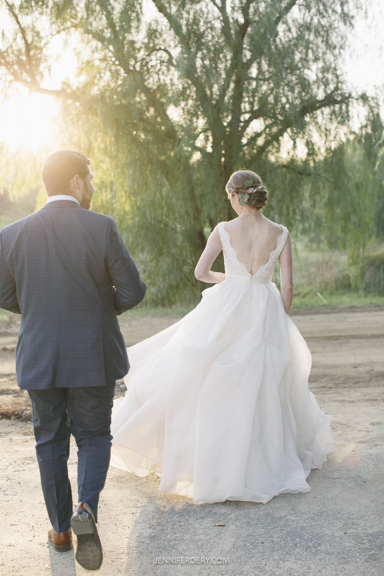Two Sisters Farms: The Wedding of Vanessa + Brian