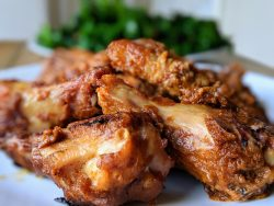 Hot & Saucy Thai Wings