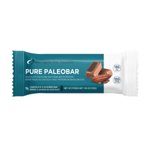 Pure PaleoBar Designs for Health