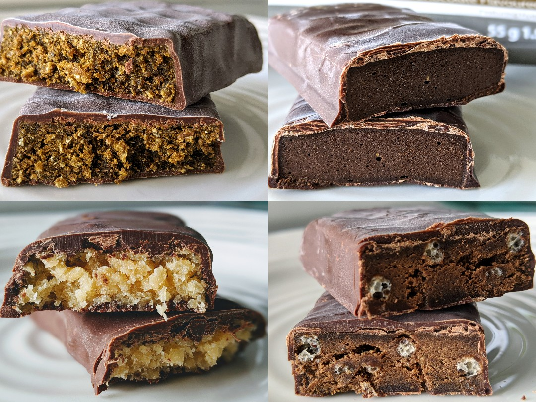 Healthy Protein & Snack Bars