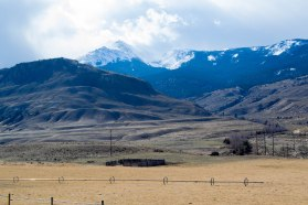 photo of mountains in Montana