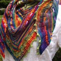 *New Shawl Pattern!