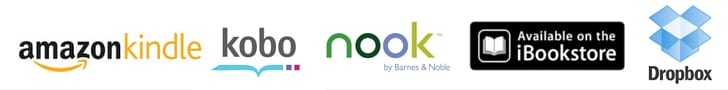 Personality Disorder Retail ebook logos