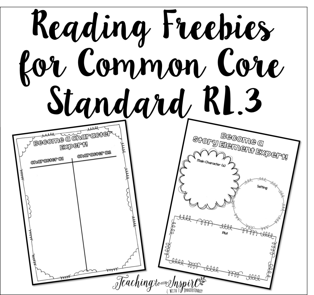 medium resolution of Common Core Reading: Teaching Story Elements - Teaching with Jennifer  Findley